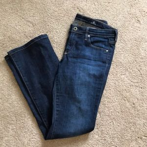 Anthropologie AG skinny bootcut jeans